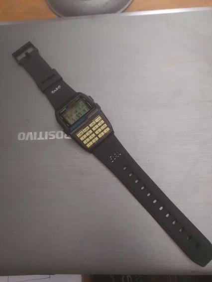 Relógio Casio Data Bank 150 Illuminator - Queima - Liquidaçã