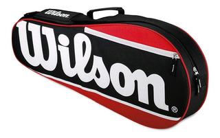 Bolsa Maleta De Raqueta De Tenis Wilson