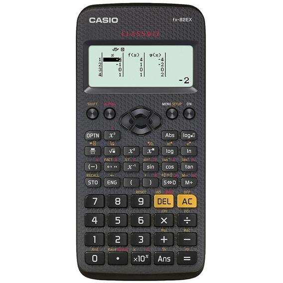 Calculadora Cientifica Casio Fx-82ex 274 Funciones Classwiz