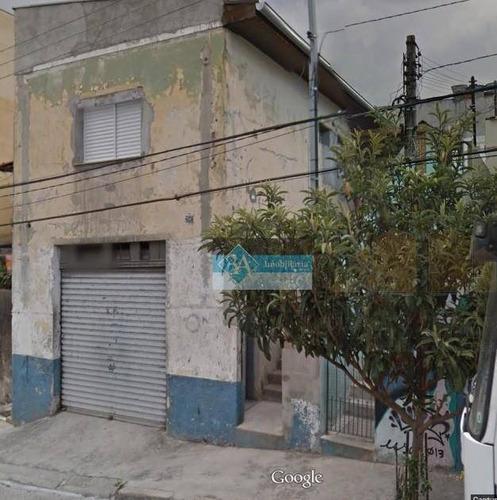 Terreno Residencial À Venda, Carrão, São Paulo. - Te0007