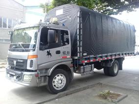 Camion Foton Auman 2013 Matriculado 2012
