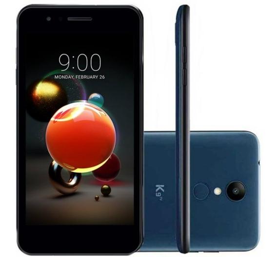 Smartphone Lg K9 Com Tv Digital Azul 16gb Tela 5 Camera 8mp