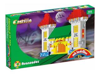 Bloques Mis Ladrillos Castillo Armable 332 Piezas Mis Ladril