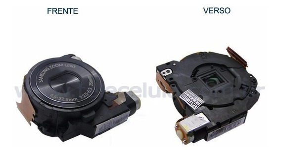Bloco Óptico Samsung St64, St77, Mw900 Preto Original!