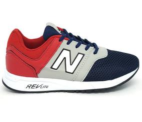 Tênis New Balance Nb 247 Revlite Masculino Sport Promoção
