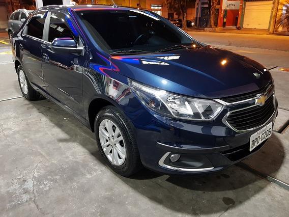 Chevrolet Cobalt Ltz 2018 Autom. Completo Único Dono