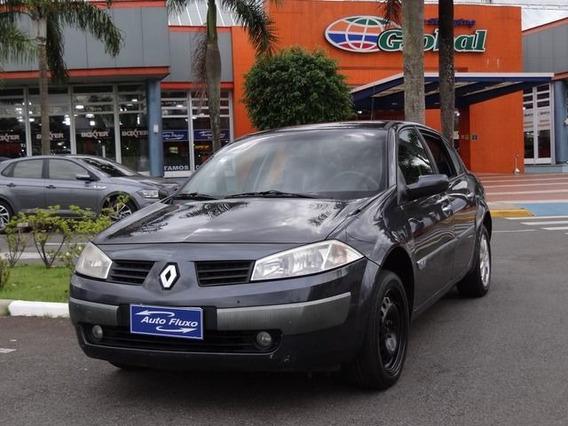 Renault Mégane Sedan Dynamique 1.6 16v Hi-flex