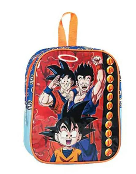 Mochila Dragon Ball Z 12 Pulgadas Original 02103637