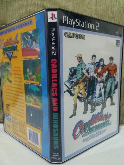Cadillacs And Dinosaurs Para Playstation 2 - Patch