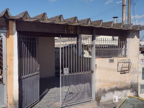 Casa Com 2 Dormitórios Para Alugar, 100 M² Por R$ 1.500,00/mês - Jardim Pinheirinho - Embu Das Artes/sp - Ca0674