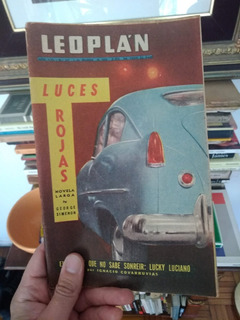 Leoplan Georges Simenon Luces Rojas