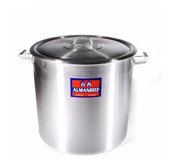 Olla Aluminio Gastronómica Almandoz Nº 45 - 72 L