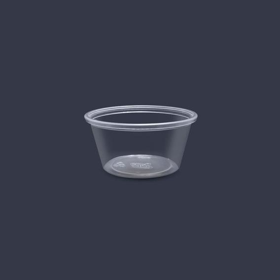 Caja De Vaso Souffle 2 Onzas C/1000