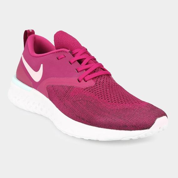 Zapatillas Nike Odyssey React Flyknit 2 - Fucsia-oscuro