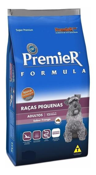 Ração Premier Formula Cães Adultos Raças Pequenas 20 Kg
