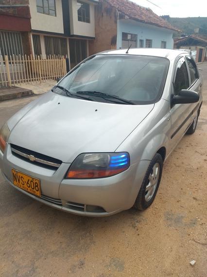 Chevrolet Aveo 1400 Cc 1.6v Ls F.e