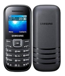 Celular Samsung E1205 1 Chip Antena Rural N Funciona Vivo