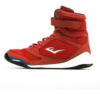 Zapatillas Boxeo Corte Alto - Everlast