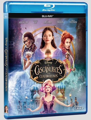 Imagen 1 de 1 de Disney El Cascanueces Y Los Cuatro Reinos Bluray  Nuevo