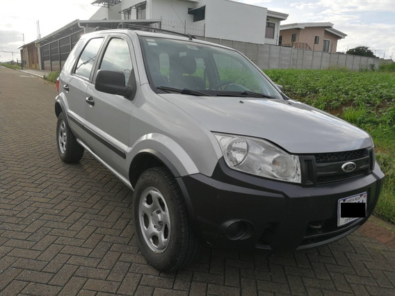 Ford Ecosport 2008 Manual