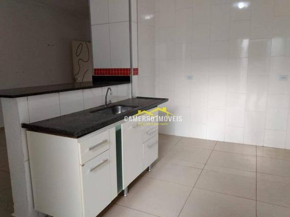 Casa Com 2 Dormitórios Para Alugar,por R$ 1.000/mês - Jardim Das Orquídeas - Americana/sp - Ca2466