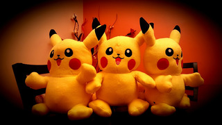 Peluche Pikachu 40cm De Alto! Imperdible X Mayor!!!