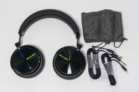 Headphone Bluetooth - Bluedio T5 (cancelamento De Ruído)