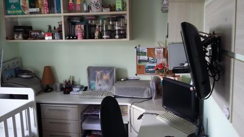 Imagem 1 de 30 de Apartamento Para Venda, 3 Dormitórios, Piqueri - São Paulo - 2424