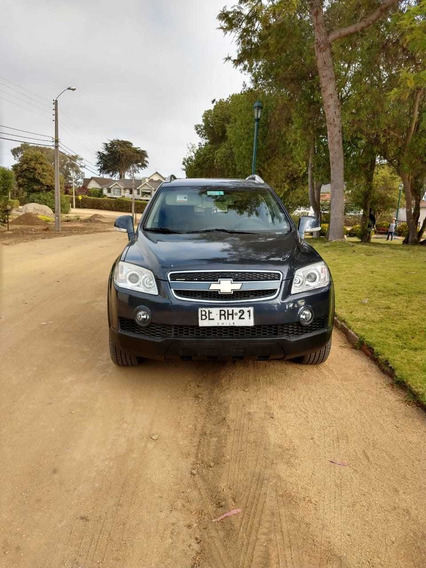 Chevrolet Captiva Automática Lt Diesel 2.0