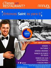 Saint Restaurante Para Tu Tranquilidad