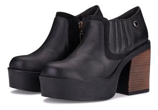 Zapato Mujer Bahiana Negro Viamo
