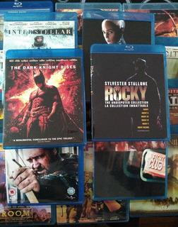 Lote 24 Películas Blu Ray Clásicos