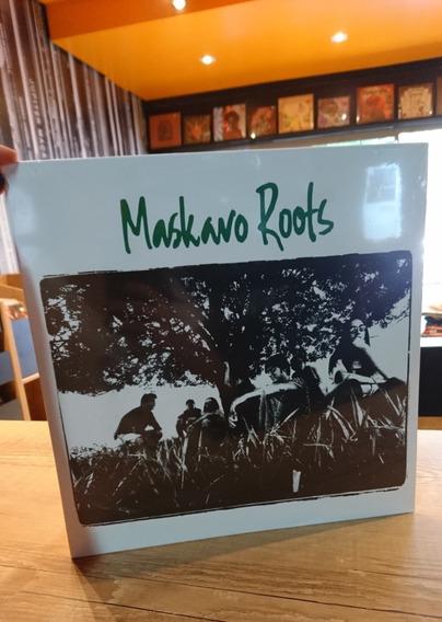 Maskavo Roots Lp Chá Preto Reedição Lp Lacrado Nando Reis