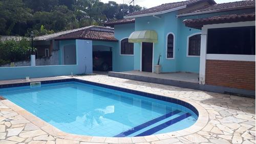 Condomínio Fechado Casa Ibiúna 960 Mts Piscina