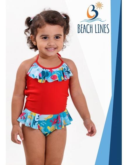 Maiô Infantil Moda Praia_ Verão 2019_promoção