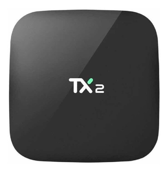 Tvbox Tx2 Android 7.1, 2gb Ram, 16gb Memória