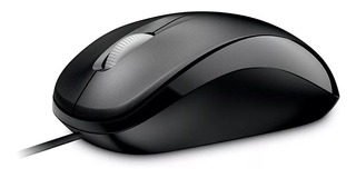 Mouse Óptico Microsoft Compact 500 U81-00010 Usb Alámbrico