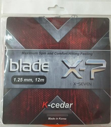 Encordado Individual K-cedar Blade X-7 Cuerdas 7 Lados
