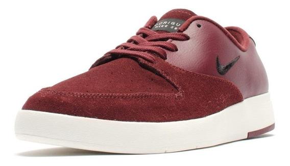 Tênis Nike Sb Zoom Paul Rodriguez P-rod Bordo,imediato.