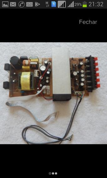 Placa Amplificador Visini