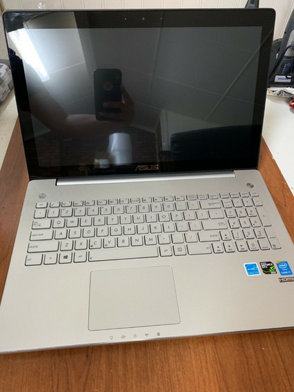 Notebook Rog Asus Touch I7 4710hq Gtx 850m 1tb 6gb Ram Galax