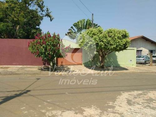 Imagem 1 de 9 de Casa À Venda Em Jardim San Remo - Ca008401