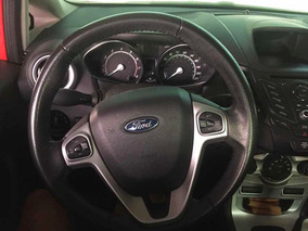 Ford Fiesta Kinetic Se 2014 (mexico) 57k Impecable