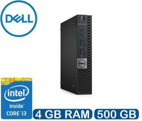 Dell Optiplex 3040 Mini - Intel® Core I3 - Nunca Usados