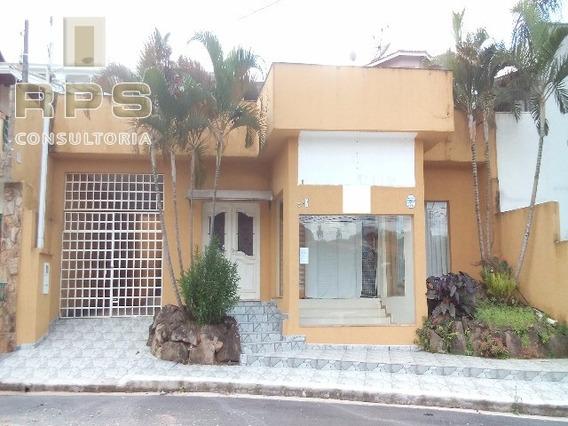 Casa Para Venda Na Vila Junqueira Em Atibaia - Ca00139 - 4731844