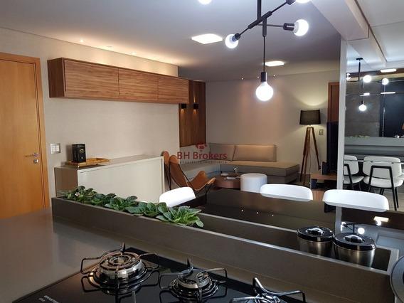 Apartamento De 3 Quartos A Venda No Vila Da Serra - 18209