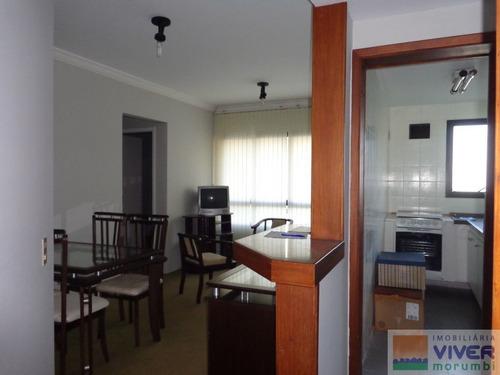 Imagem 1 de 15 de Residencial V. Andrade, Serviços De Recepçao E Lavanderia,  Residencial Com 2 Dts, Ste, Armarios, Co - Nm4127