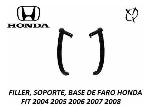 Filler Soporte De Faro Honda Fit 2005 2006 2007 2008 Nuevo