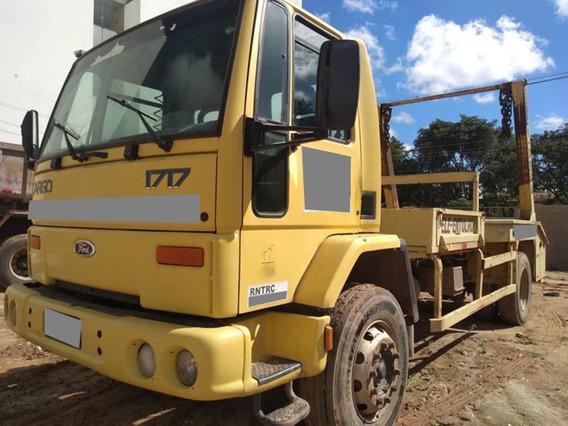 Ford Cargo 1717 Toco 4x2 Ano 2003 + 15 Caçambinhas.