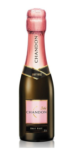 Espumante Baby Chandon Rose 187ml